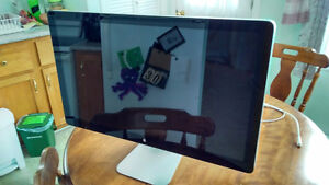 "Apple 27"" Thunderbolt Display, great condition. 2 Available."