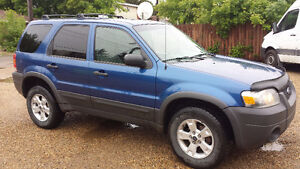 2007 Ford Escape XLT SUV, Crossover FINANCING AVAILABLE