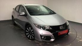 Honda Civic 1.8 i-VTEC SE Plus PETROL AUTOMATIC 2016/66