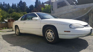 1997 Chevrolet Monte Carlo SL Coupe (2 door)