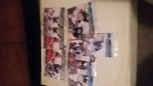 Lot of 11 oversized young guns with matthews