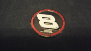 Dale Earnhardt Jr Metal Token