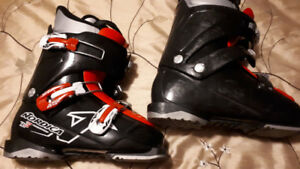 Nordics ski boots, used one season about 6 times.