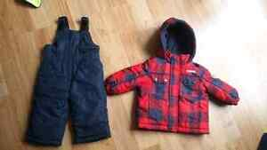 Toddle winter jacket and pants London Ontario image 7