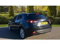 2015 Mazda 3 2.2d Sport Nav Automatic Diesel Hatchback