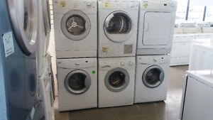 WASHERS AND DRYERS (TOP LOAD  AND  FRONT LOAD)