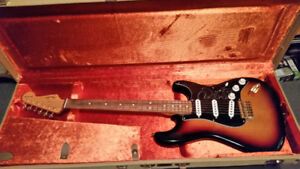Stevie Ray Vaughan Fender Stratocaster