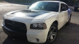 Dodge charger hemi 5.7 detona RT look SRT8