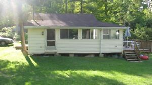 Cottage for Rent on Dog Lake part of Rideau Lake System