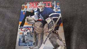 Beckett Hockey Monthly 1991(Grant Fuhr cover)