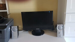 Bose Companion 2 Computer Speakers.