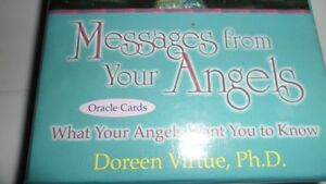 Tarot Oracle Angel Cards $30. Prince George British Columbia image 3