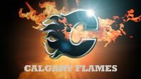 CALGARY FLAMES SEASON TICKETS - GREAT SEATS - GREAT PRICES!