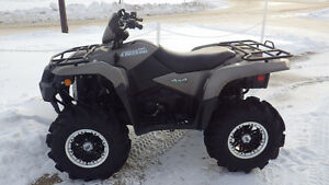2015 SUZUKI  500 KING QUAD