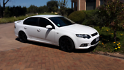 2012 Ford xr6 turbo Yarraville Maribyrnong Area Preview