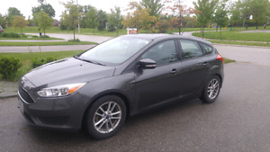 2016 Ford Focus - Manual