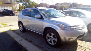 2006 Nissan Murano Fully Loaded with Back Up Camera