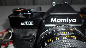 Mamiya NC1000 35mm camera $60. Prince George British Columbia image 4