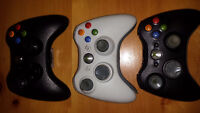 3 Xbox 360 Controllers for $15
