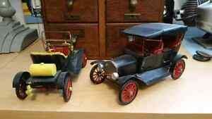 Unique Vintage Hand Made Toy Cars & Trucks, Model A, T, Train London Ontario image 8