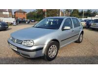 2003 Volkswagen Golf 1.9TDI PD DIESEL 2 Owners Long MOT Bargain