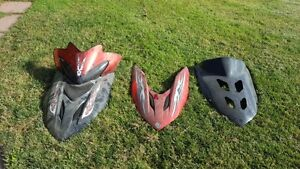 YAMAHA SLEDS FOR PARTS, RX-1, VECTOR,APEX AND NYTRO