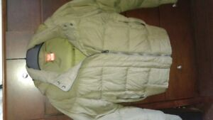 Nike Womens Green Jacket