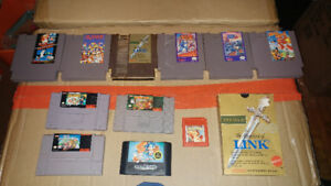 Lot de jeux retro / Retro Games Lot