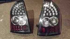 2005 chrysler 300 touring tail lights