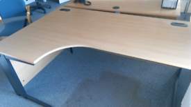 L Shaped Desk £35