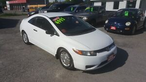 2009 HONDA CIVIC COUPE *** CERTIFIED *** $4995