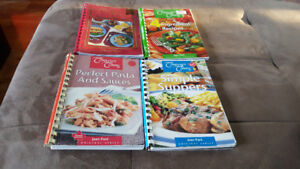 Company's Coming cookbooks