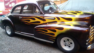 1948 Cheverolet Stylemaster Coupe