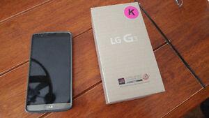 LG G3 32GB + Case + Écran protection