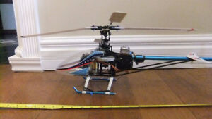 walkera R/C 36 helicopter in box