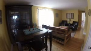 Upstairs flat 4BR Beech Halifax $1400/month  $1600/mth w/utils