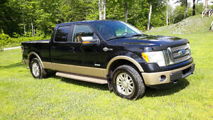 Ford F-150 King Ranch Super Crew 2011