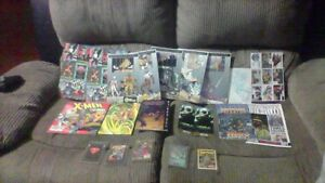 Assorted comic book stuff???