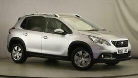 image for 2019 Peugeot 2008 1.2 PureTech Signature (s/s) 5dr SUV Petrol Manual