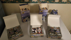 2007/08 Upperdeck Series 1 and 2 base lot