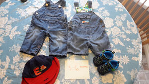 Selling  boy 3-6month clothes and 6 to 9 months Peterborough Peterborough Area image 1