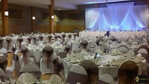 Wedding and Party Rentals ( chair cover $1.00 & linens and more) Edmonton Edmonton Area image 3