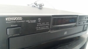 Kenwood 5 Disc CD Changer