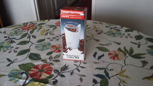 """KRUPS """"Fast-Touch"""" Electric Coffee Mill (Ginder)"""