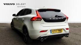 2017 Volvo V40 D3 (4 Cyl 150) R DESIGN Nav Pl Manual Diesel Hatchback