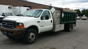 2001 Ford F-550 Diesel         Reduced