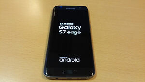 Samsung S7 Edge Unlocked w/ Charger and Box