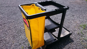Rubbermaid cleaning/janitorial cart Kingston Kingston Area image 1