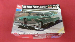 1958 FORD EDSEL PACER MODEL KIT