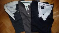 Très beaux pantalons, ensemble et chemise homme taille 34